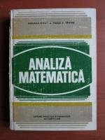 Anticariat: Mariana Craiu, Vasile Tanase - Analiza matematica