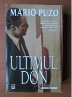 Anticariat: Mario Puzo - Ultimul Don (editia Saptamana Financiara)
