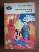 Anticariat: Montesquieu - Scrisori persane. Caiete