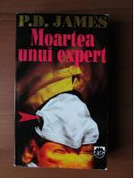 P. D. James - Moartea unui expert