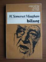 Anticariat: W. Somerset Maugham - Bilant