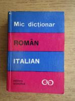 Anticariat: Alexandru Balaci - Mic dictionar roman-italian