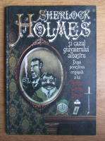 Anticariat: Arthur Conan Doyle - Sherlock Holmes si cazul giuvaierului albastru