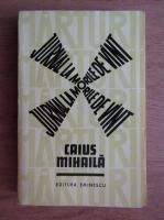Anticariat: Caius Mihaila - Jurnal la morile de vant