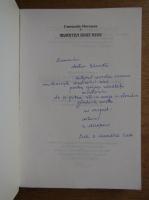 Anticariat: Constantin Morosanu - Moartea unui rege (cu autograful autorului)