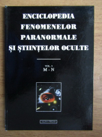 Dan Seracu - Enciclopedia fenomenelor paranormale si stiintelor oculte (volumul 5)