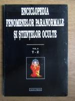 Dan Seracu - Enciclopedia fenomenelor paranormale si stiintelor oculte (volumul 8)