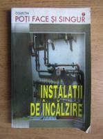 Anticariat: G. Dumitrescu, Cornel Costache - Instalatii de incalzire
