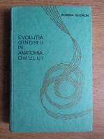 Anticariat: I. Th. Riga - Evolutia gandirii in anatomia omului