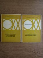Anticariat: J. De Ajuriaguerra - Scrisul copilului. Evolutia scrisului si dificultatile sale. Reeducarea scrisului (2 volume)