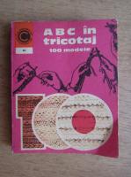 Anticariat: Kehaia Ciresica - ABC in tricotaj