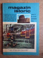 Anticariat: Magazin istoric, Anul IV, Nr. 12 (45), decembrie 1970