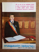Anticariat: Magazin istoric, anul IX, nr. 4 (97), aprilie 1975