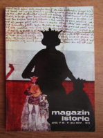 Anticariat: Magazin istoric, Anul  V, Nr. 11(56), noiembrie 1971