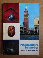 Magazin istoric, Anul VI, nr. 4 (61), aprilie 1972