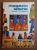 Anticariat: Magazin istoric, anul VII, nr. 1 (70), ianuarie 1973