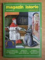Anticariat: Magazin istoric, Anul XLIX, Nr. 11 (584), noiembrie 2015