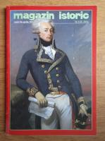 Magazin istoric, Anul XLIX, Nr. 7 (592), iulie 2016