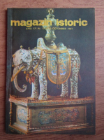 Anticariat: Magazin istoric, Anul XV, Nr. 10 (175), octombrie 1981