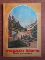 Anticariat: Magazin istoric, Anul XV, Nr. 11 (176), noiembrie 1981