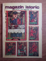 Anticariat: Magazin istoric, Anul XV, Nr. 2 (167), februarie 1981