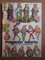 Anticariat: Magazin istoric, Anul XVI, Nr. 9 (186), septembrie 1982