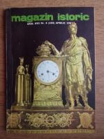 Magazin istoric, Anul XVII, Nr. 4 (193), aprilie 1983