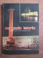 Anticariat: Magazin istoric, Anul XXI, nr. 11, noiembrie 1987
