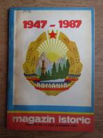 Anticariat: Magazin istoric, Anul XXI, nr. 12, decembrie 1987