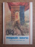 Anticariat: Magazin istoric, Anul XXI, nr. 8 (245), august 1987
