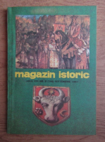 Anticariat: Magazin istoric, Anul XXI, nr. 9 (246), septembrie 1987