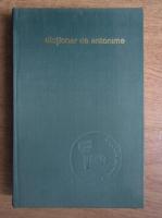 Onufrie Vinteler, Marin Buca - Dictionar de antonime