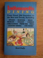 Anticariat: Reid Duffy - Indianapolis dining