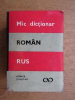 Anticariat: Victor Vascenco - Mic dictionar roman-rus
