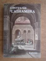 Anticariat: Washington Irving - Contes de L'Alhambra