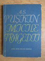 Anticariat: A. S. Puskin - Micile tragedii
