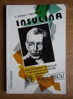Anticariat: C. Ionescu Tirgoviste - Insulina