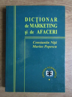 Anticariat: Constantin Nita - Dictionar de marketing si de afaceri