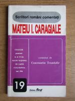 Constantin Trandafir - Mateiu I. Caragiale