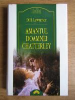 Anticariat: David Herbert Lawrence - Amantul doamnei Chatterley