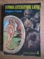 Anticariat: Eugen Cizek - Istoria literaturii latine (volumul 1)