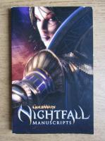 Anticariat: Guild Wars, nightfall, manuscripts