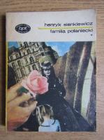 Anticariat: Henryk Sienkiewicz - Familia Potaniecki