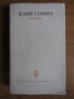 Anticariat: Ilarie Chendi - Scrieri (volumul 1)
