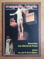 Anticariat: Magazin istoric, anul XL, nr. 4 (469), aprilie 2006