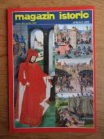 Anticariat: Magazin istoric, Anul XLII, Nr. 4 (493), aprilie 2008