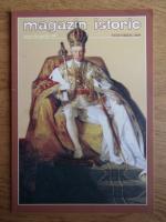 Anticariat: Magazin istoric, Anul XLIII, Nr. 11 (512), noiembrie 2009
