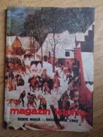 Anticariat: Magazin istoric, anul XXVI, nr. 12 (309), decembrie 1992