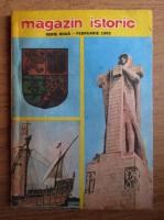 Anticariat: Magazin istoric, anul XXVI, nr. 2 (299), februarie 1992