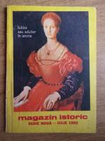 Anticariat: Magazin istoric, anul XXVI, nr. 7 (304), iulie 1992